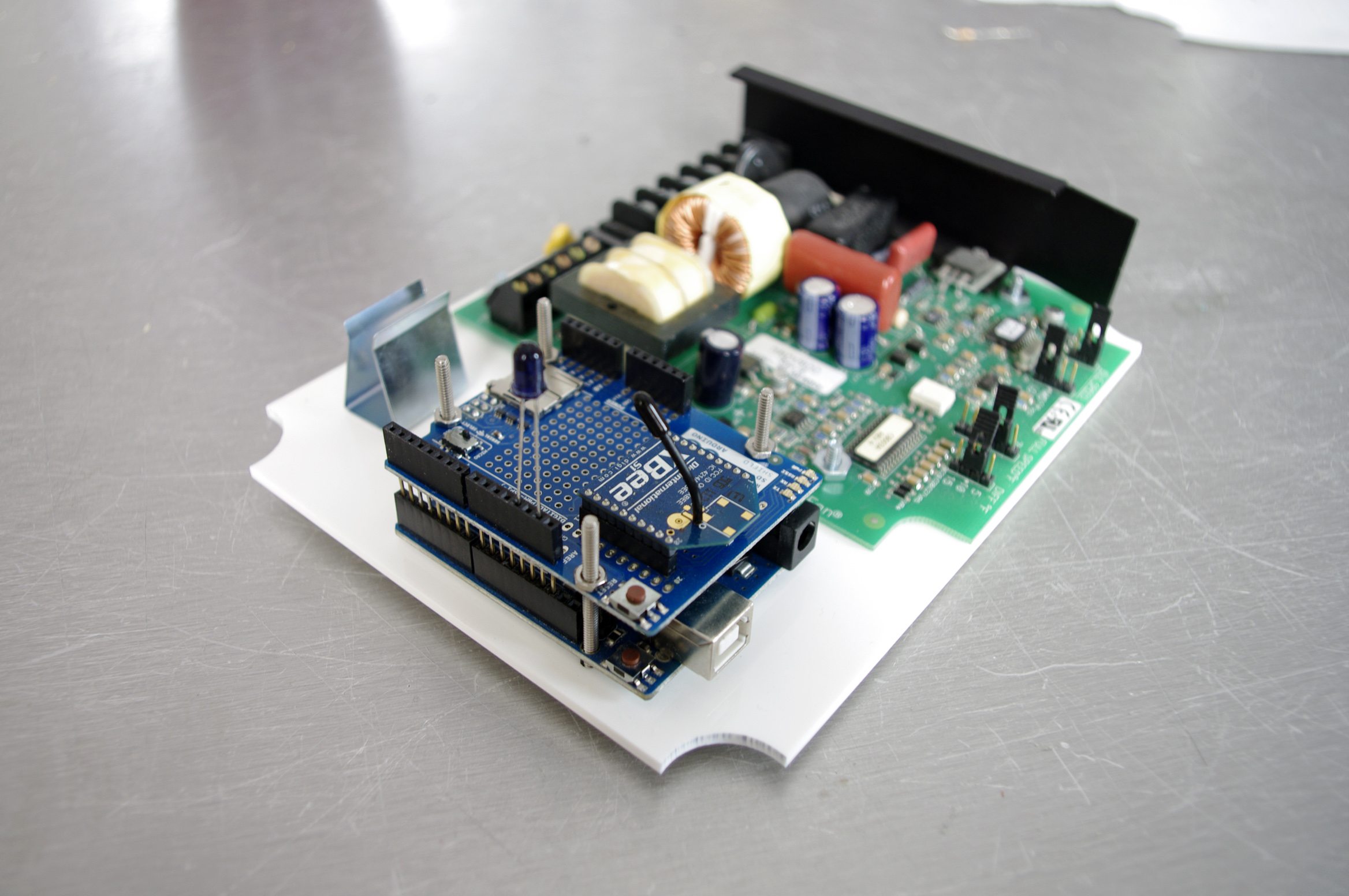 Picture of Build the Main Controller