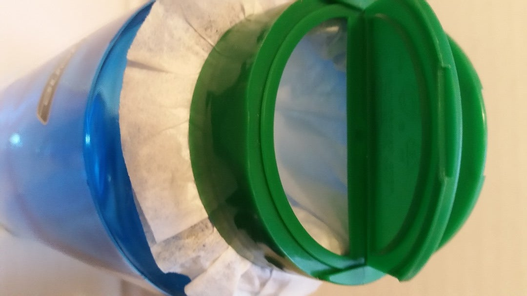 Easy Water Filter: 4 Steps