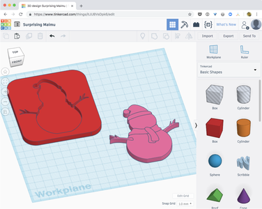 Export the Models for Printing