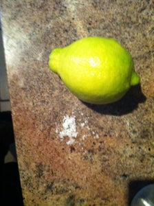 Orange and Lemon Zest Salt
