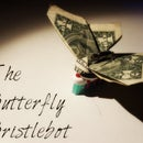 The Butterfly Bristlebot