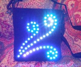 Addressable LED Party Bag