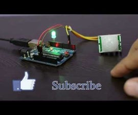 DIY Smart Room Light System With PIR Motion Sensor and Arduino