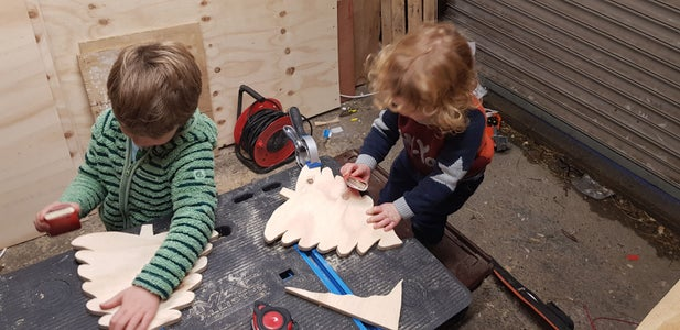 Shaping and Sanding