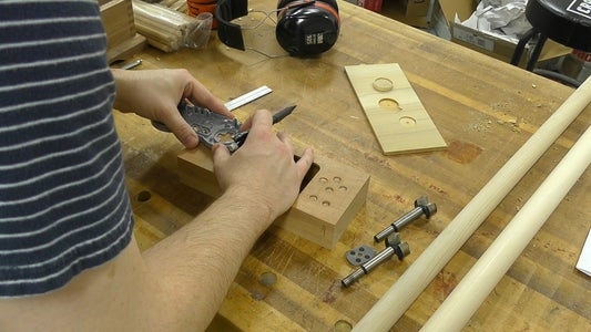 Making the D-pad