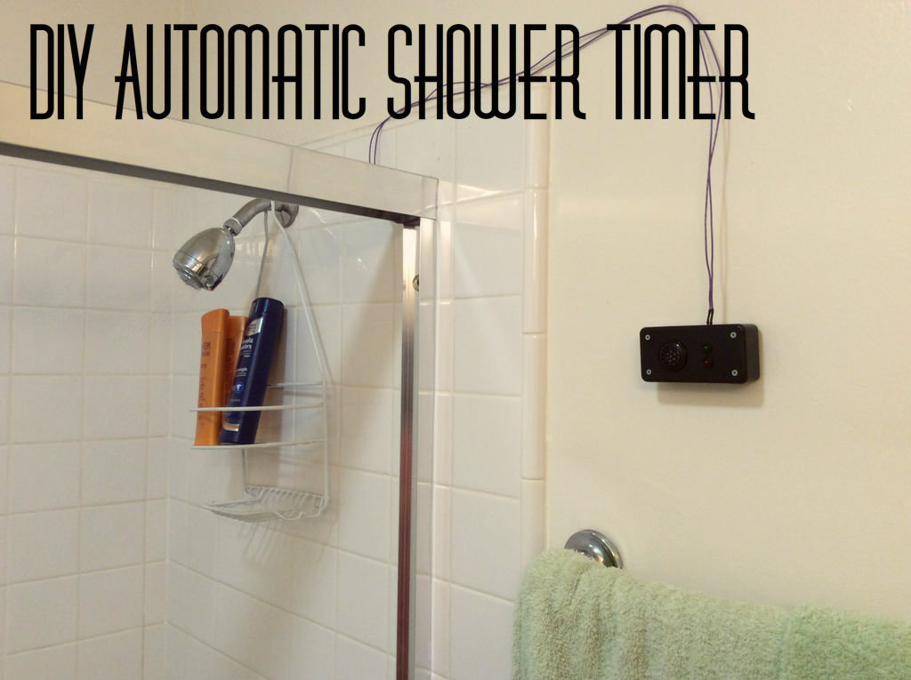 Beau Picture Of DIY Automatic Shower Timer