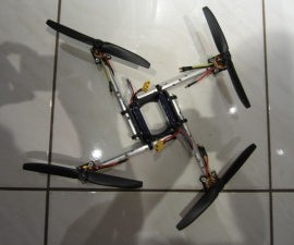 Yet Another Cheap Quadrotor - Submitted by BayLab for the Instructables Sponsorship Program