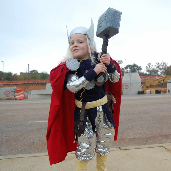 The Mighty Thor Costume