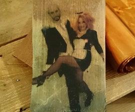Photo Plank