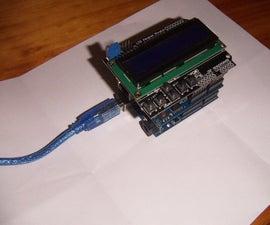 Arduino String Manipulation Using Minimal Ram