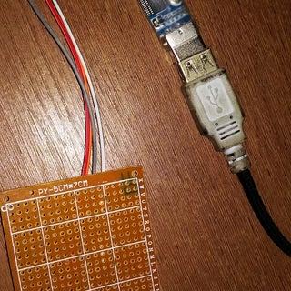 DIY ESP8266 Programming Board