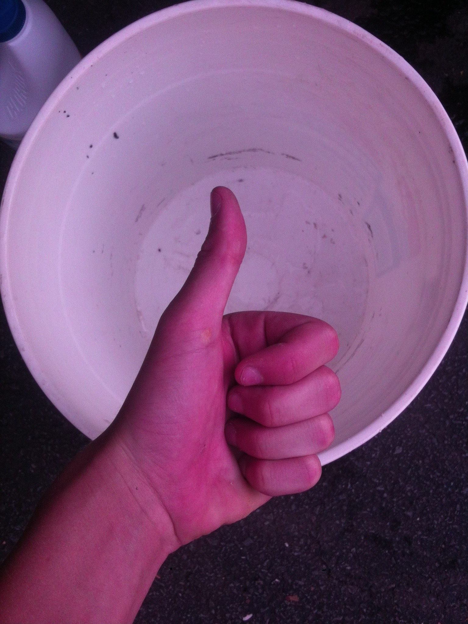 Picture of Preparing Your Bucket