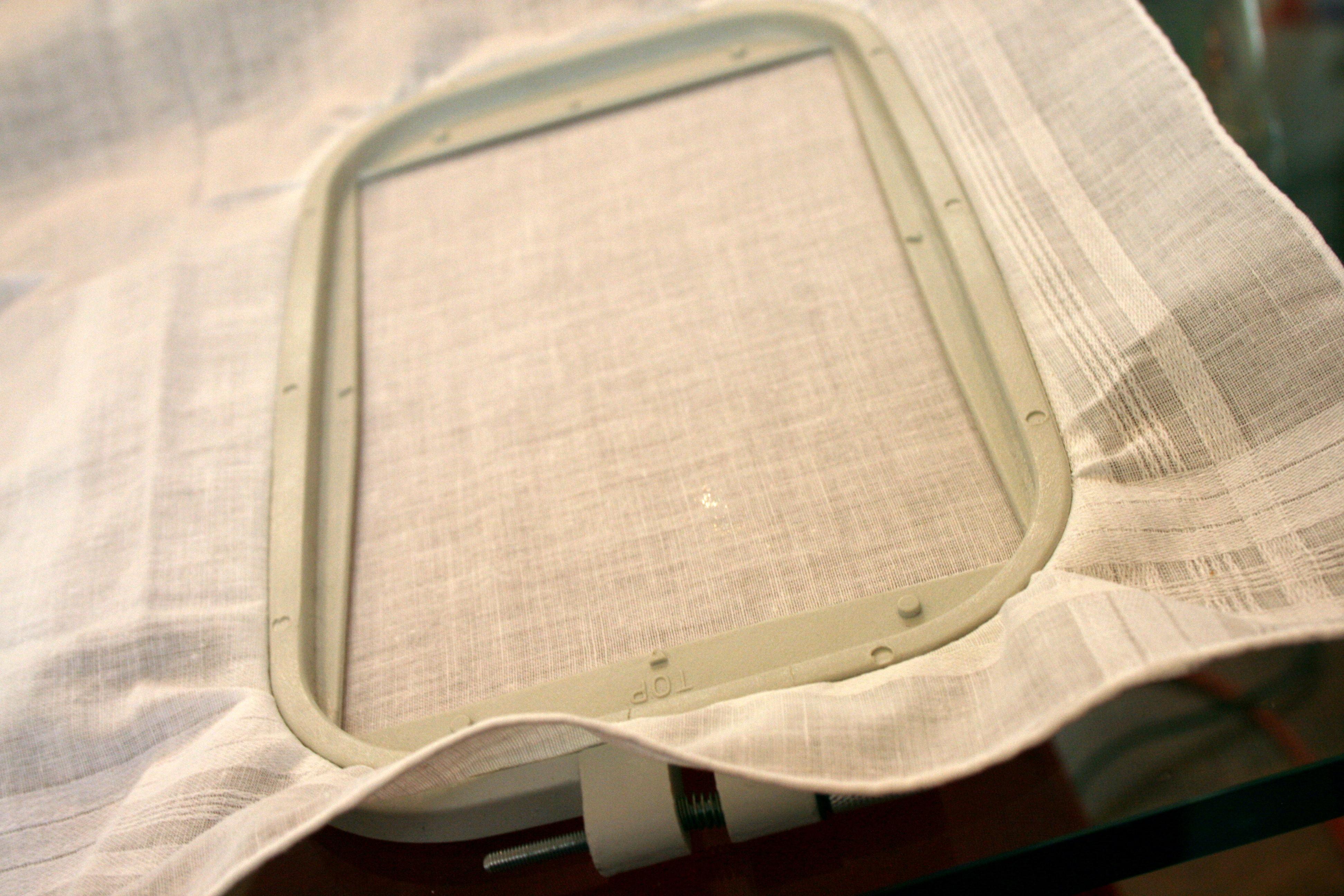 Picture of Prepare Fabric