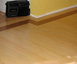 How to install a Bamboo Floor