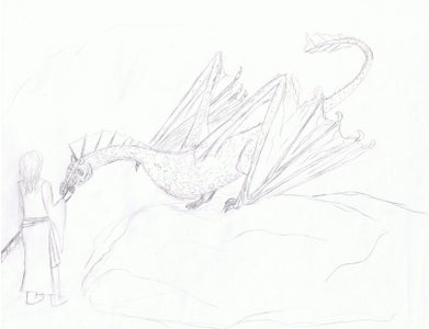 ''Now'' We'll Draw a Dragon