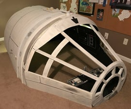 Millennium Falcon Playhouse - Massive Update