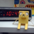 Papercraft Jake The Dog