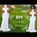 DIY Goddess Dress