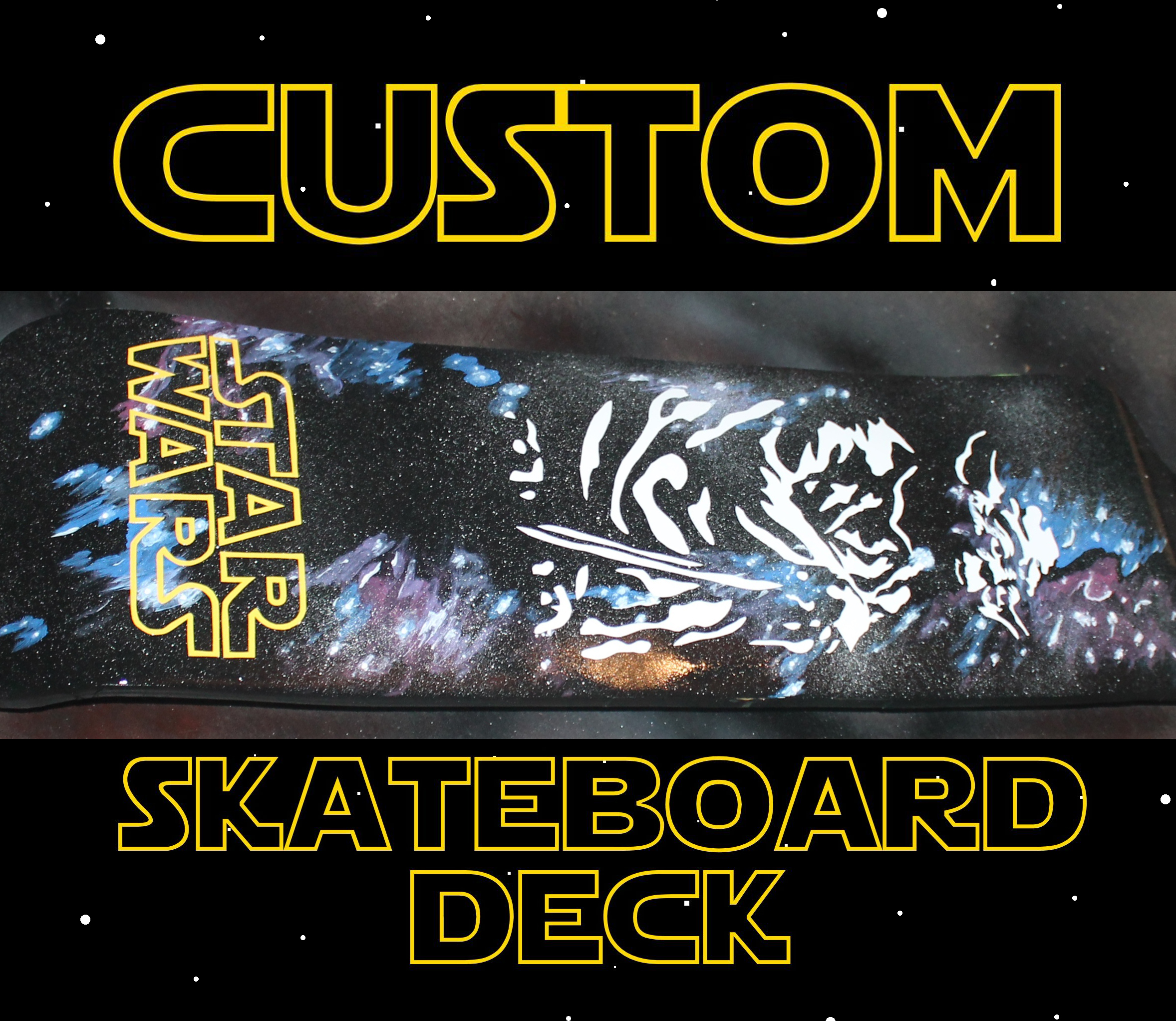 Picture of Customize Your Skateboard Deck!