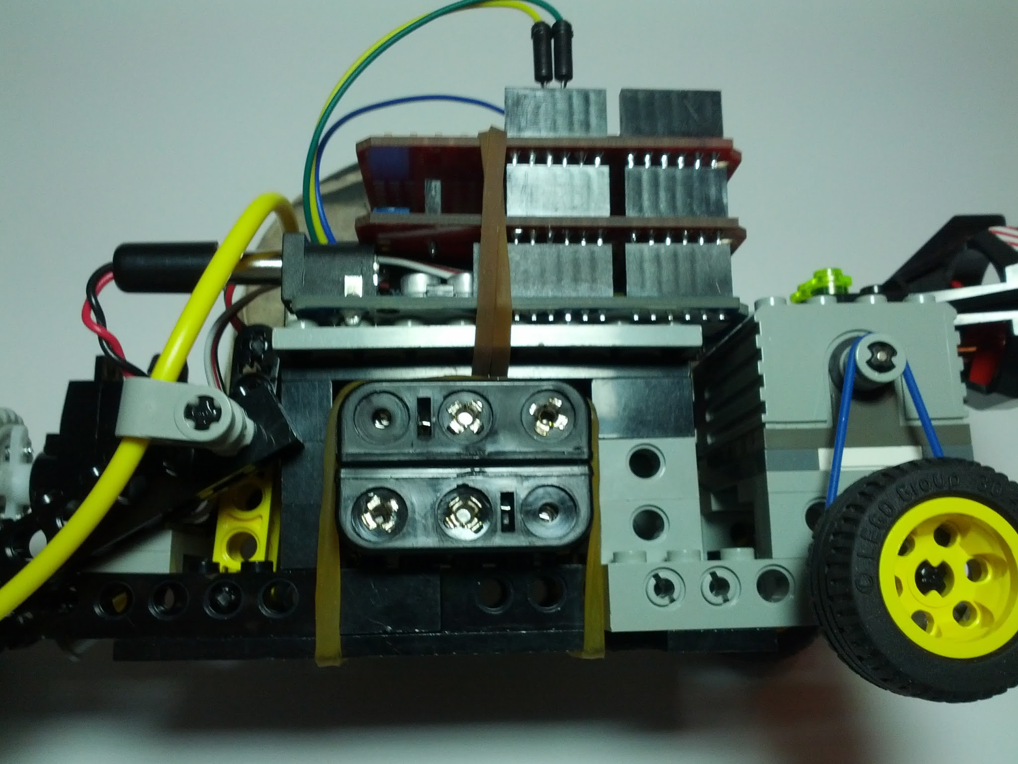 Picture of Final Assembly and Tweaks