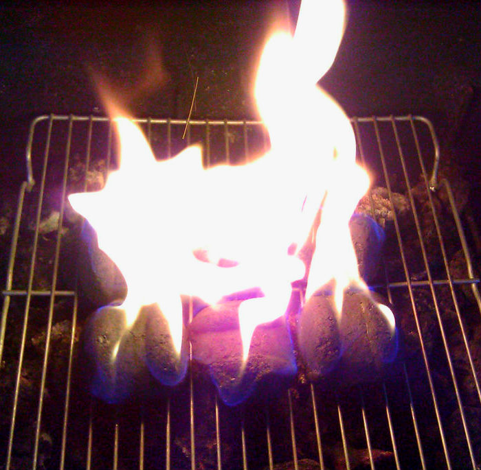 Picture of Charcoal Grill - 24.44 Cents, 29:30 Minutes
