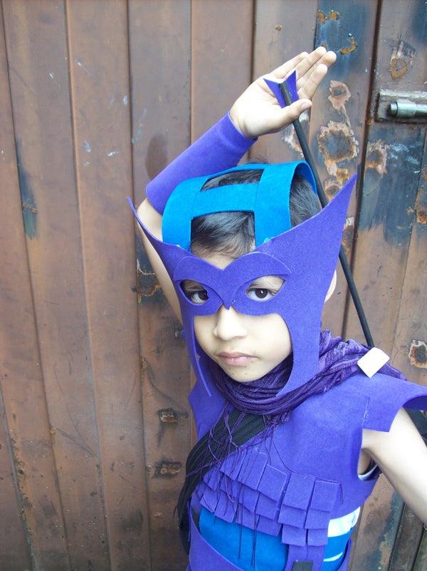 Hawkeye Mask.