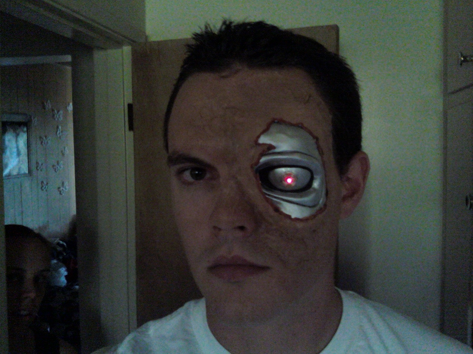 Picture of DIY Terminator Mask