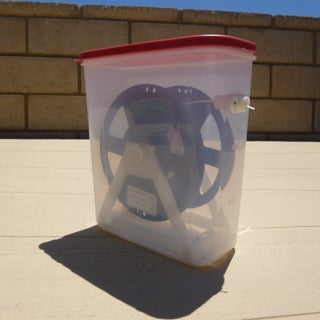 Airtight Dry Box for 3D Printer Filament