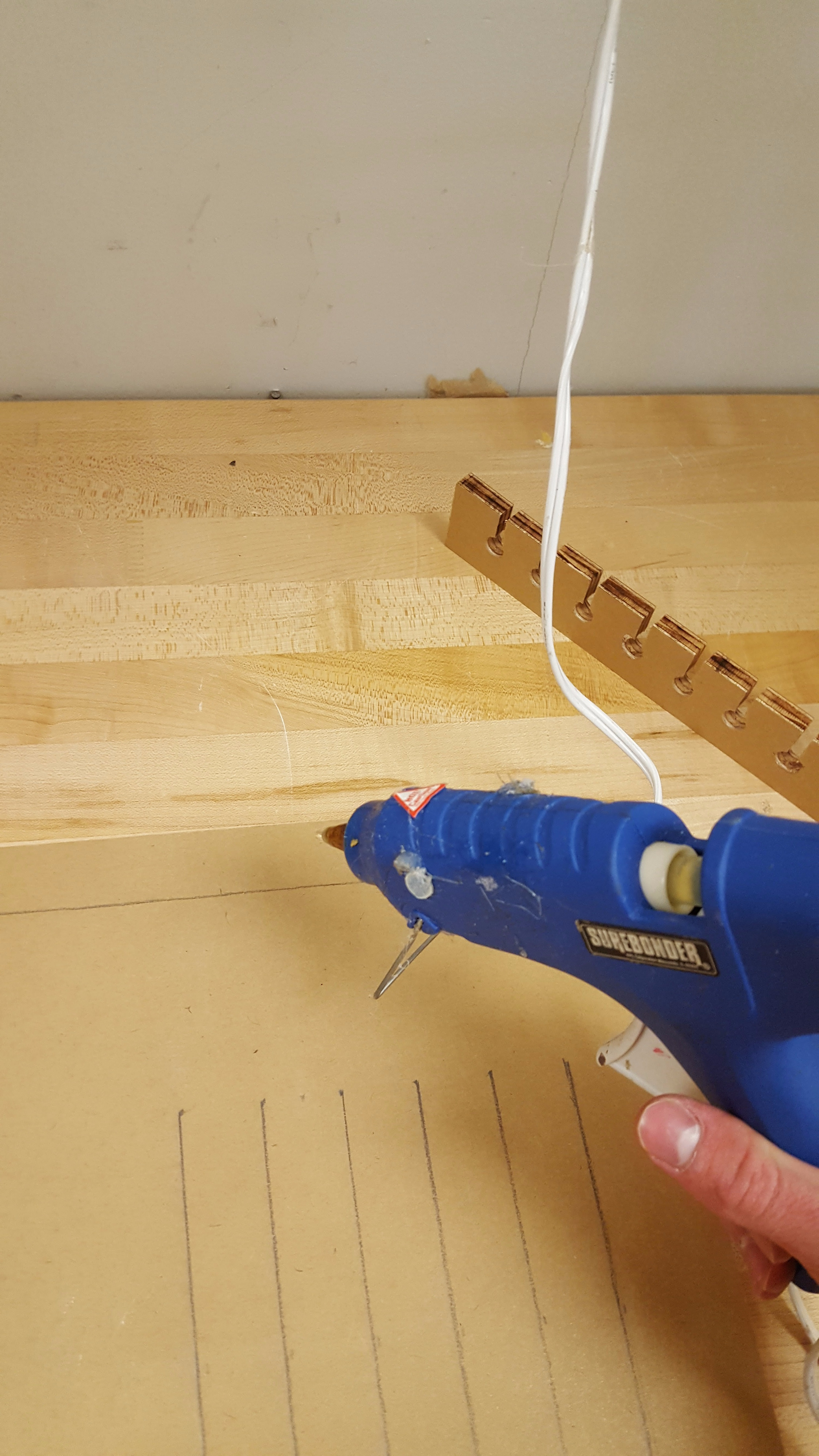 Picture of Gluing Things Together