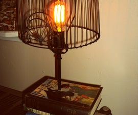 How To Create A Beautiful Book Lamp