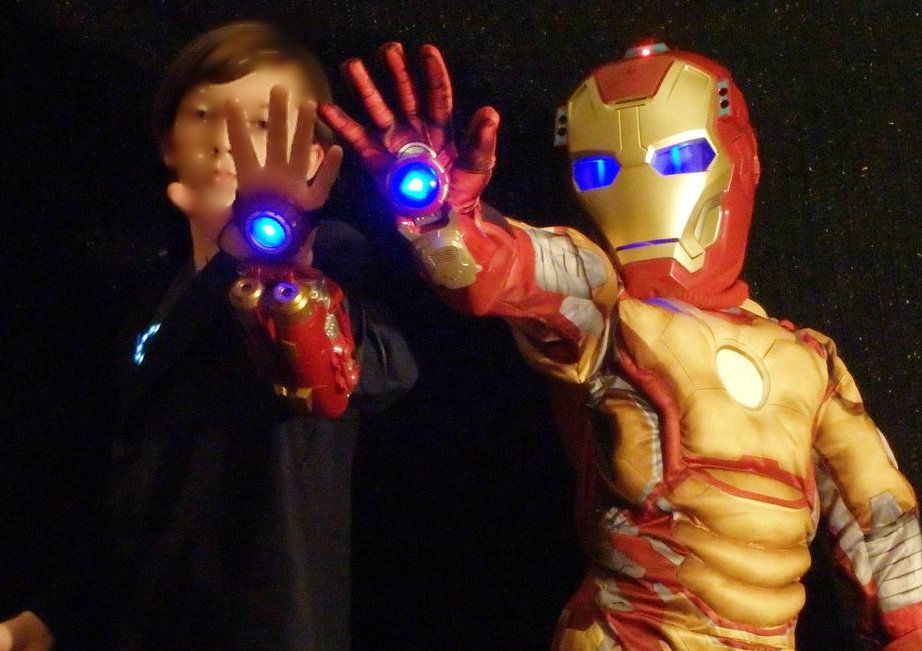 Picture of Iron Man Tony Stark and Armor