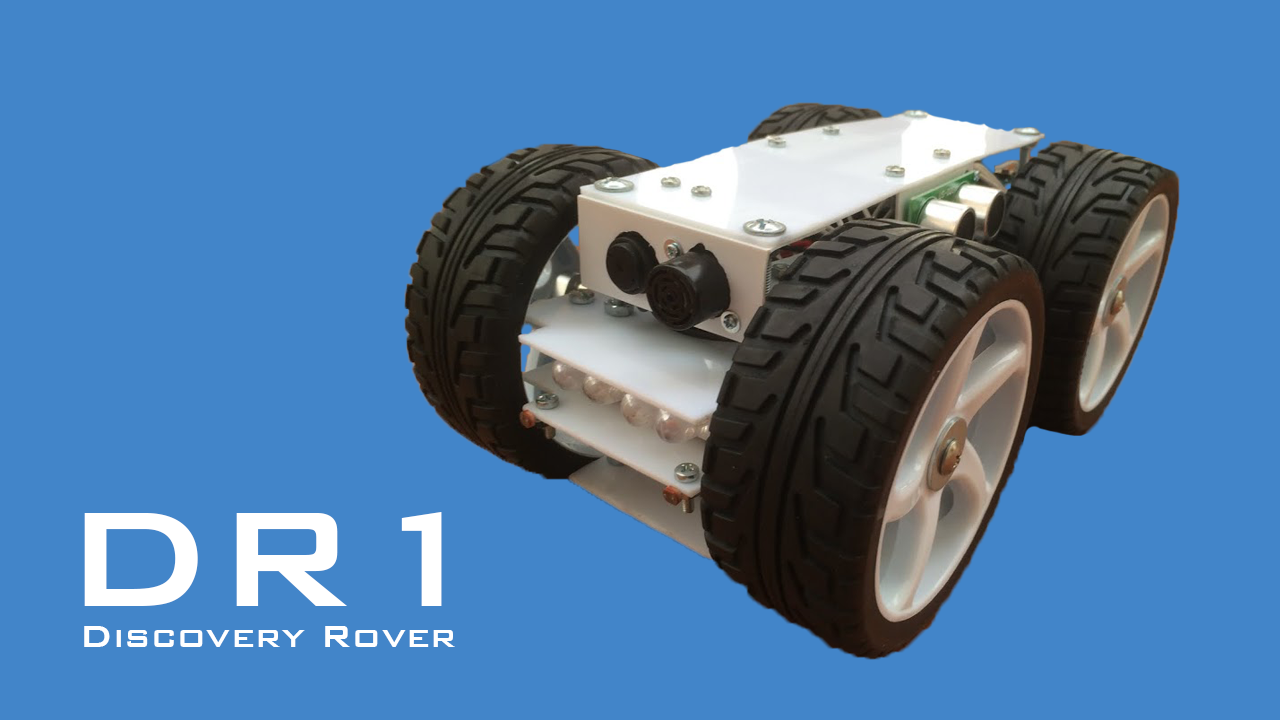 Picture of DR1: Discovery Rover