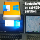 Installing Windows on External Drive With Mac Partition on Mac