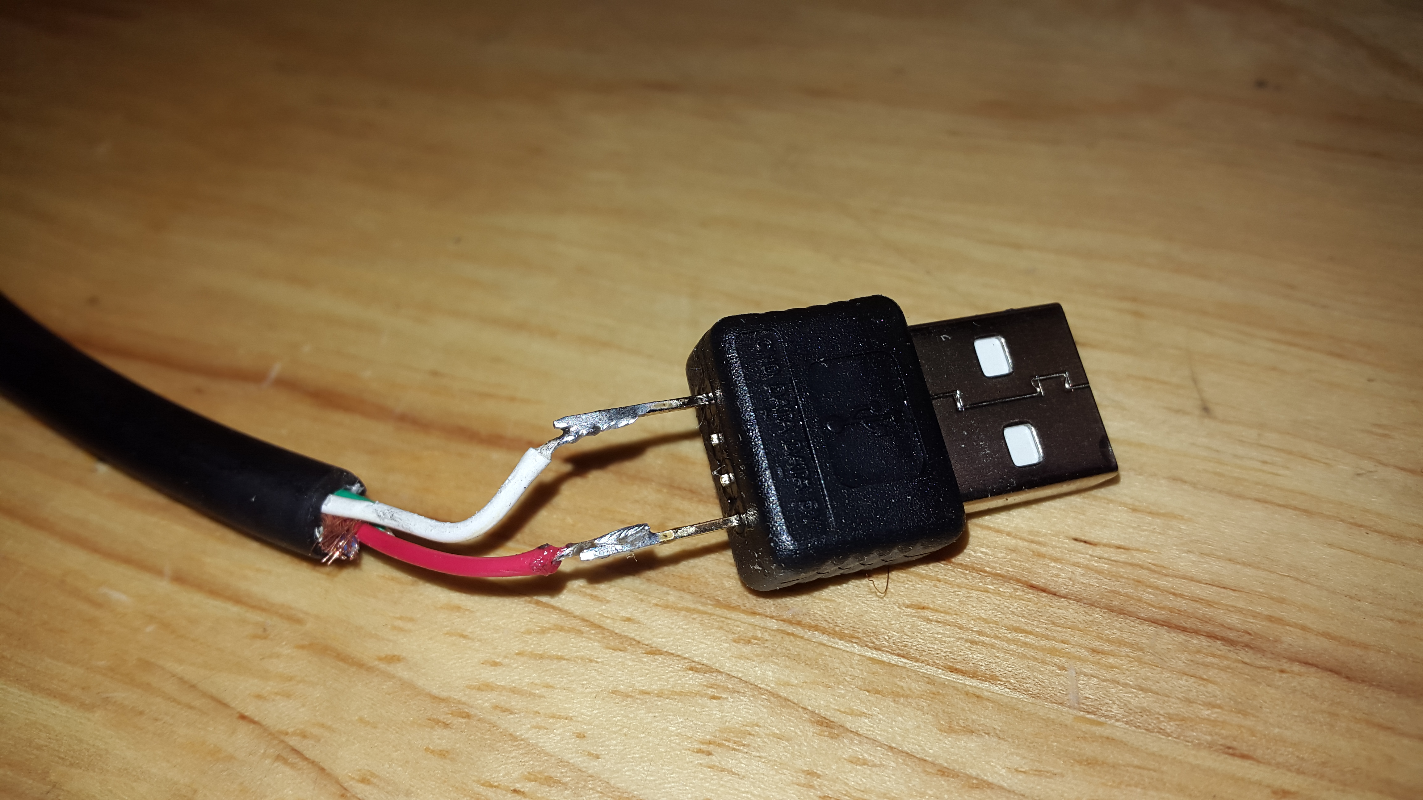 Picture of Connect Cable to USB