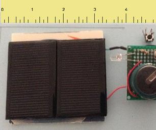Solar Flashlight for Survival Kit