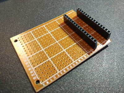 Transmitter - PCB for PlayStation2 Controller