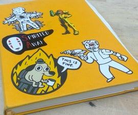 Pro-Tip: Vinyl Cut Great Stickers