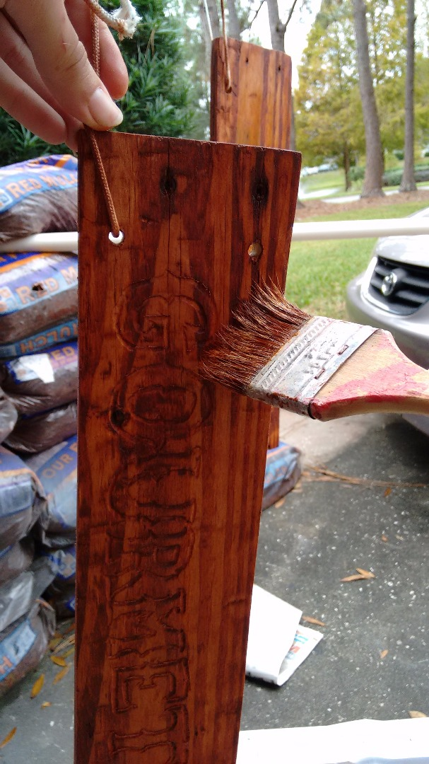 Picture of Stain Wood