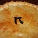 Pythagoras's Pi Pie