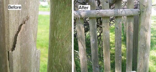 Picket Fence Repair