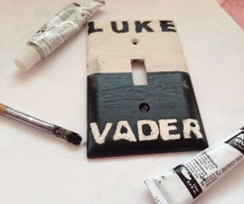 Star Wars Light Cover