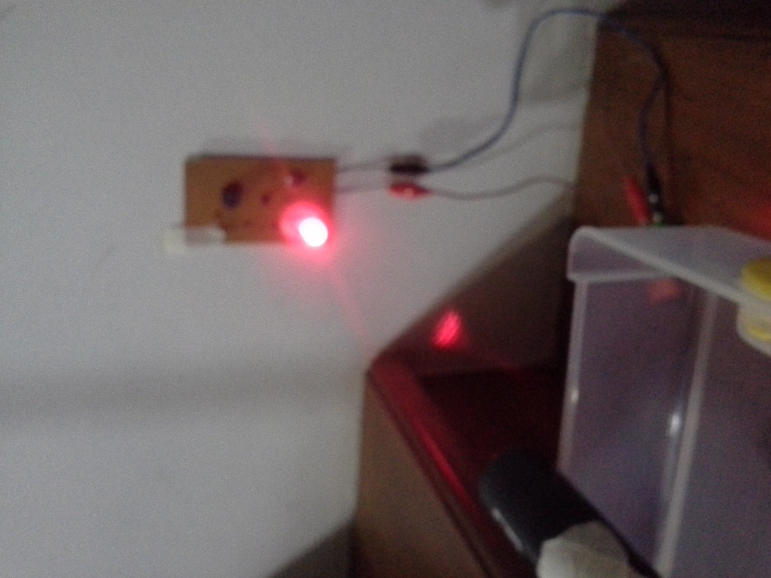 Picture of Easy Laser Security System