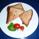 Savoury Grilled Cheese Sandwich