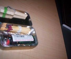altoids carrying case for match rockets