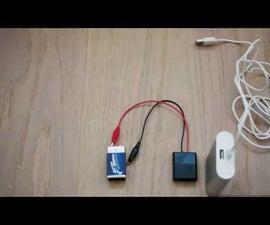 6$ Universal USB Charger