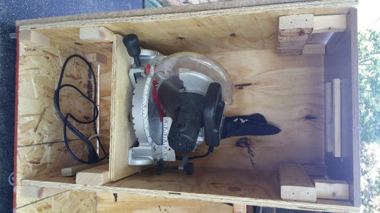 Mutiple Levels for the Miter Saw