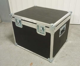 Making of a DIY Flightcase