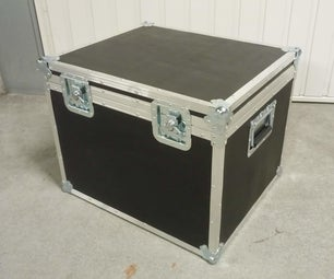 Making of a DIY Flightcase