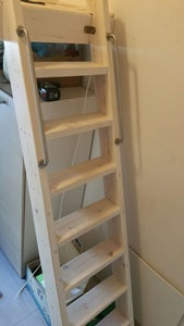 Loft Bed for My Son.