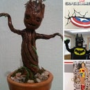 Ultimate Superhero Crafts & More Collection